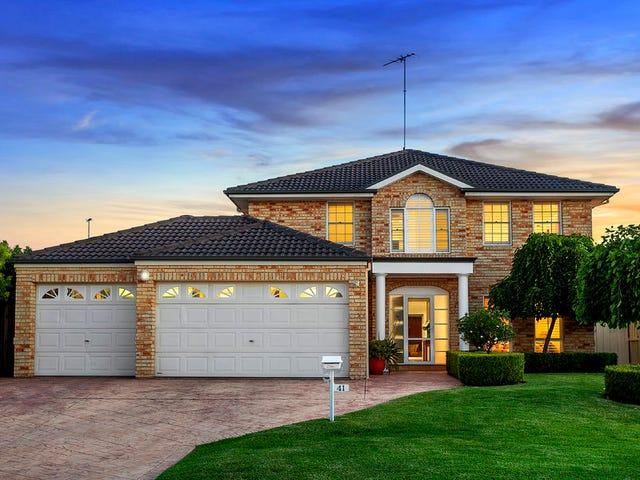 41 Marsden Avenue, Kellyville, NSW 2155