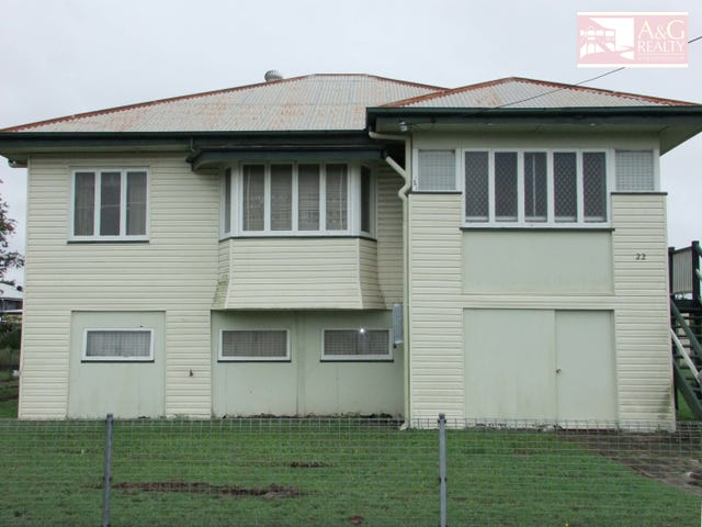 22 Gallipoli St, Maryborough, Qld 4650