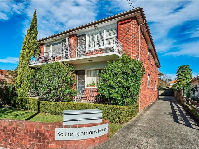 4/36 Frenchmans Road, Randwick, NSW 2031