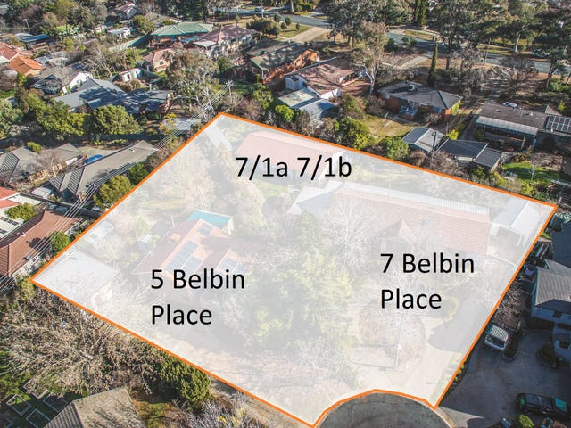 5 Belbin Place, Macquarie, ACT 2614