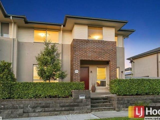 24 Pollifrone Street, Kellyville Ridge, NSW 2155