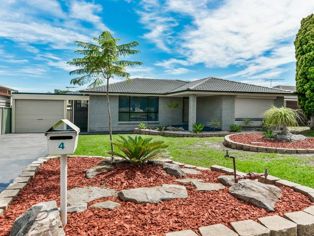 4 Kanangra Crescent, Ruse, NSW 2560