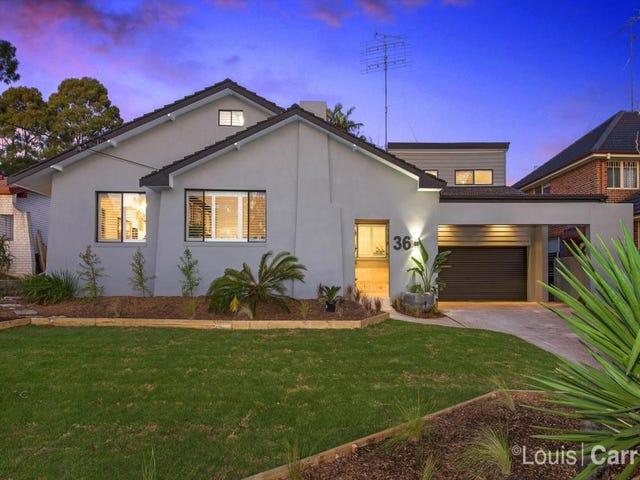 36 Kalimna Drive, Baulkham Hills, NSW 2153