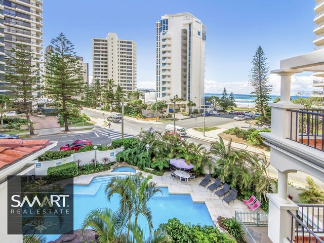 16/4 Northcliffe Terrace, Surfers Paradise, Qld 4217