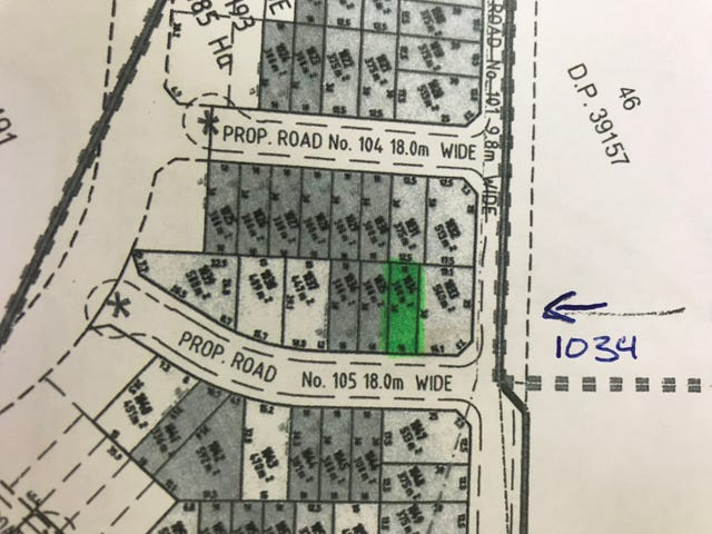 Lot 1064/1034 Off Boundry Road, Box Hill, NSW 2765