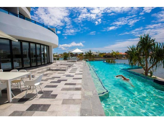 2702/5 Harbour Side Court, Biggera Waters, Qld 4216