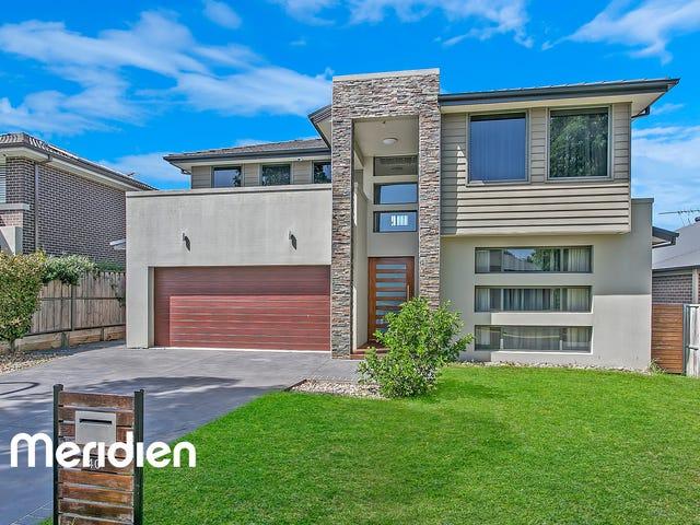 40 Hadley Cct, Beaumont Hills, NSW 2155