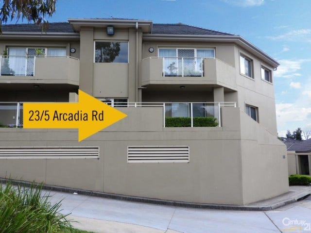 23/5 Arcadia Road, Galston, NSW 2159