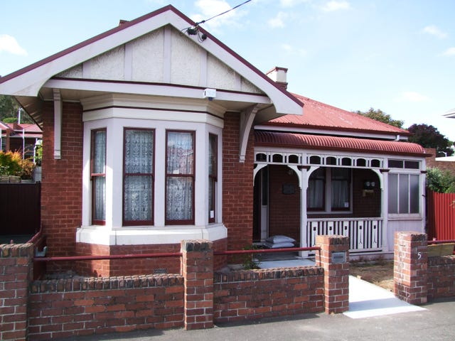 5 Letitia Street, North Hobart, Tas 7000