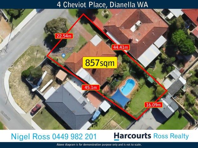 4 Cheviot Place, Dianella, WA 6059