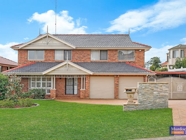 9 Highbrook Place, Castle Hill, NSW 2154