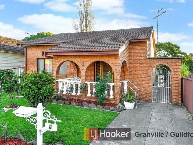 8 Stuart Street, Granville, NSW 2142
