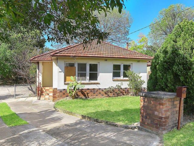 47 Irene Crescent, Eastwood, NSW 2122