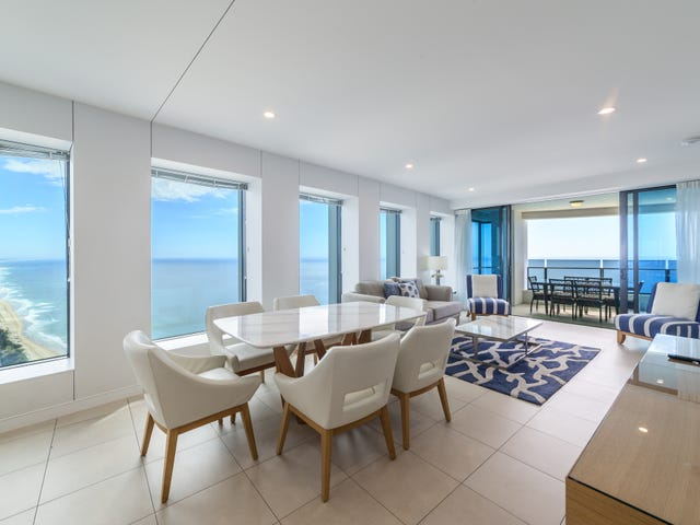 5705/4 The Esplanade, Surfers Paradise, Qld 4217