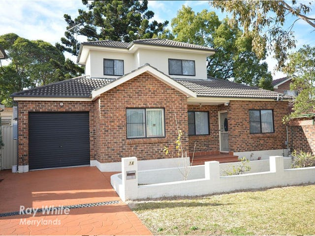 1A Haven Street, Merrylands, NSW 2160