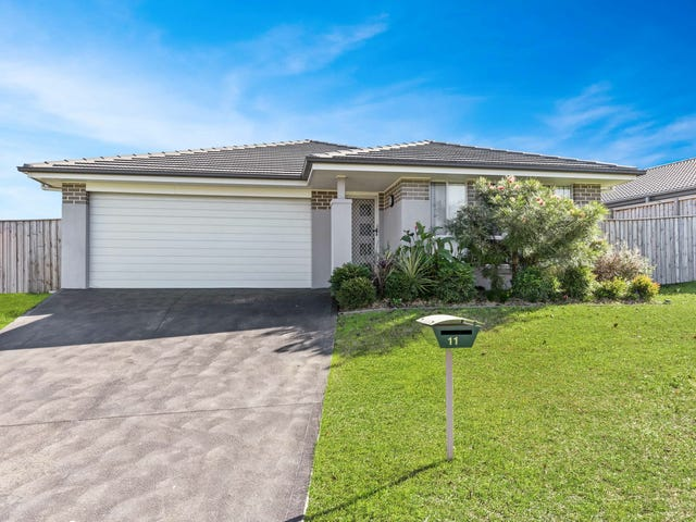 11 McKeachie Drive, Aberglasslyn, NSW 2320
