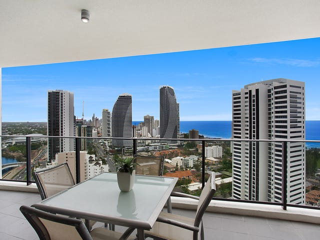 2603 'Sierra Grand' 22 Surf Parade, Broadbeach, Qld 4218
