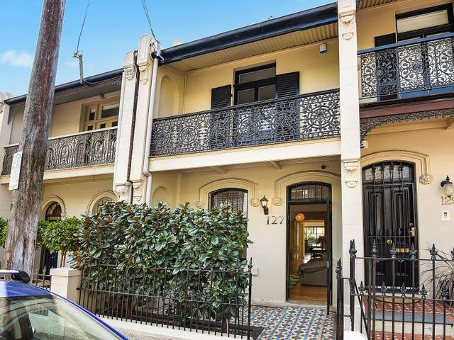 127 Underwood Street, Paddington, NSW 2021
