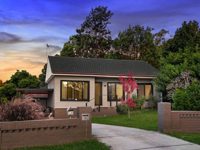 11  Kenneth Avenue, Baulkham Hills, NSW 2153