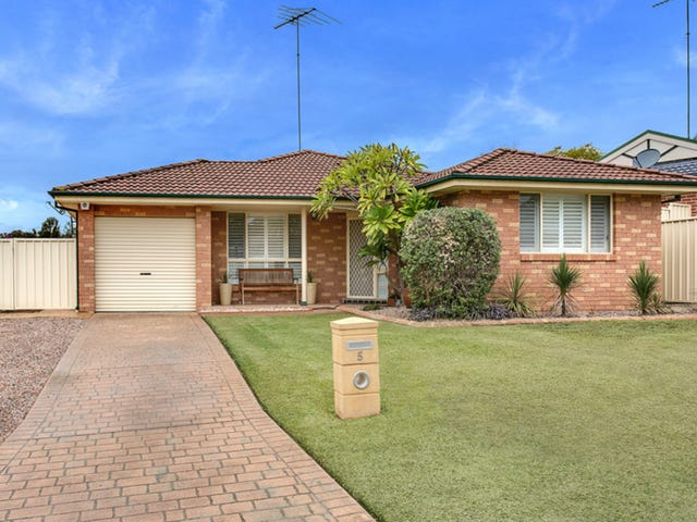 5 Silvereye Close, Glenmore Park, NSW 2745