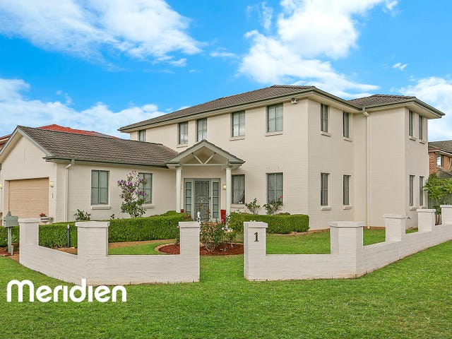 1 Jorja Place, Kellyville, NSW 2155