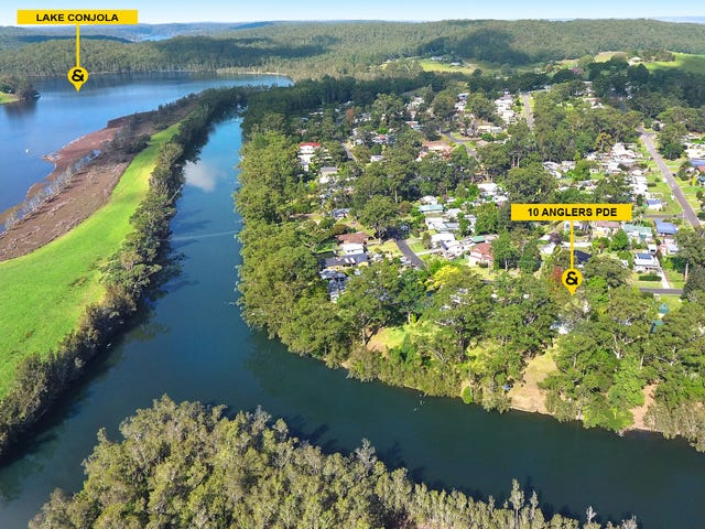 10 Anglers Parade, Fishermans Paradise, NSW 2539