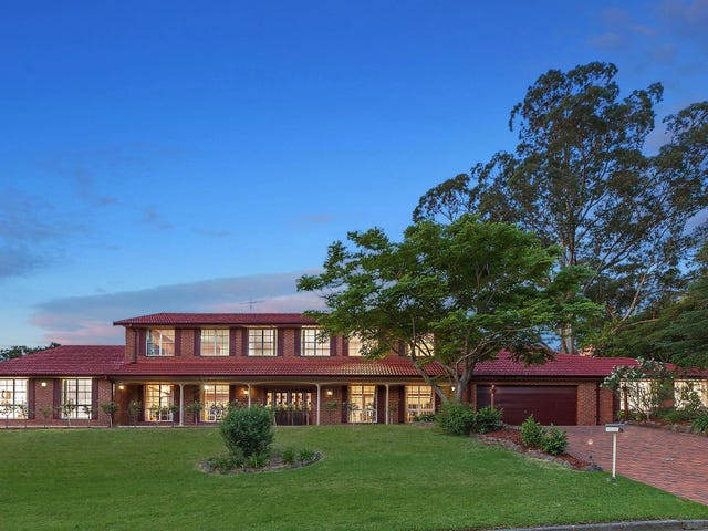 8 Palisander Place, Castle Hill, NSW 2154