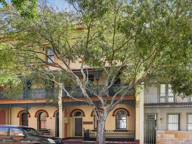 47 Lower Fort Street, Millers Point, NSW 2000
