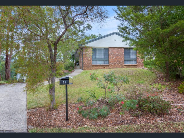 21 Deakin Close, Springwood, NSW 2777
