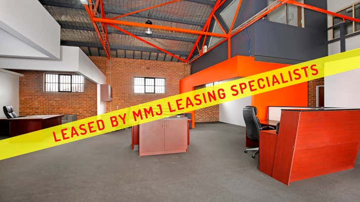 Leased Industrial Warehouse Property At 37 Samuel Street: Leased Industrial & Warehouse Property At 37-39 Chapman