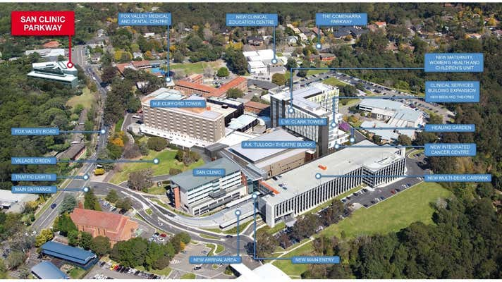PARKWAY SAN CLINIC, Cafe/172 Fox Valley Road Wahroonga NSW 2076 - Image 5