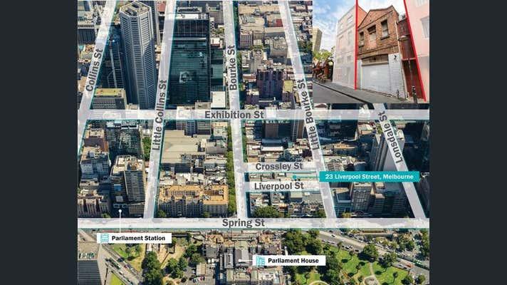 23 Liverpool Street Melbourne VIC 3000 - Image 2