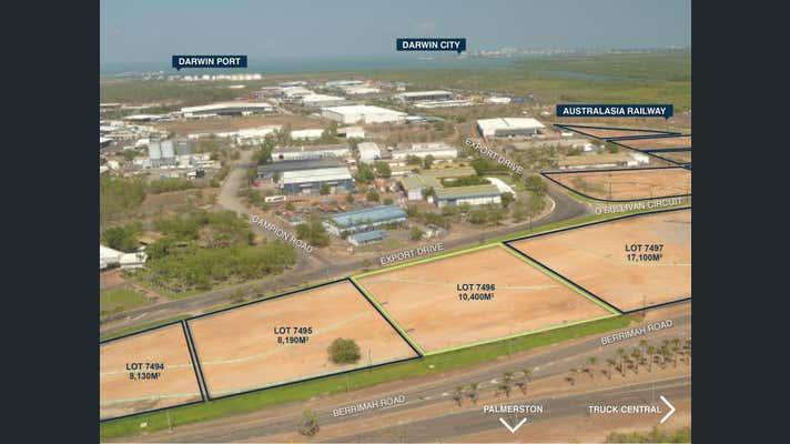 Darwin Business Park, Lot 7496 / 26 Export Drive East Arm NT 0822 - Image 1