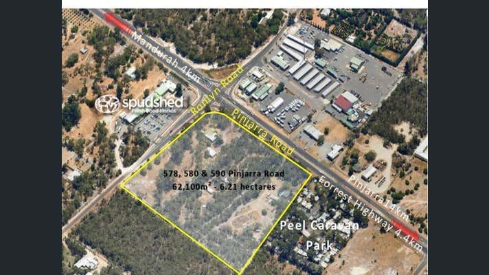 578-590 Pinjarra Road, Furnissdale, WA 6209, Development