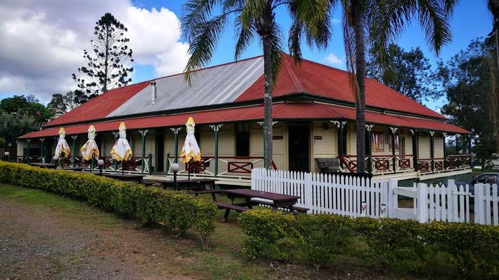 The Hidewaway Station Hotel , 4-6 Walter Street Tiaro QLD 4650 - Image 2