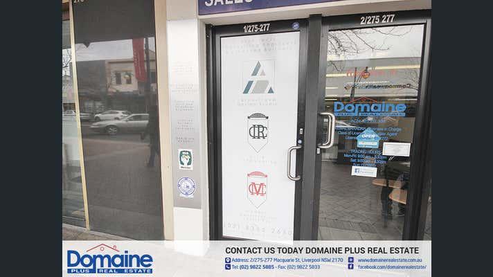 1/275-277  Macquarie Street Liverpool NSW 2170 - Image 1