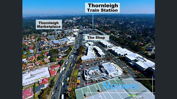 Shop A4, Shop A4, 2-4 Central Ave Thornleigh NSW 2120 - Image 2