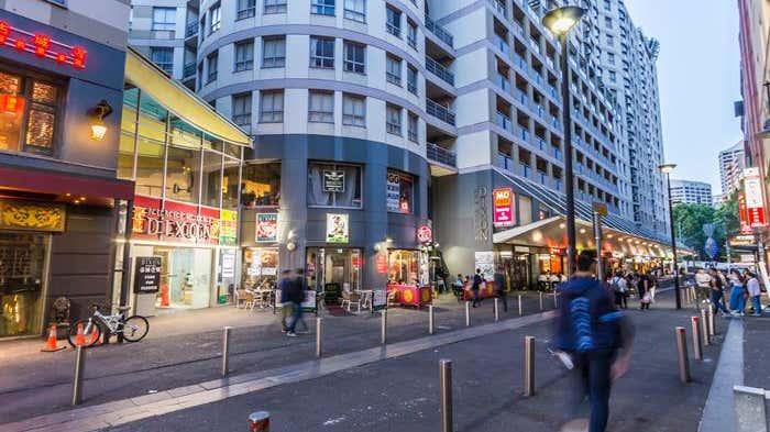 Shops 2 & 5-7, 1 Dixon Street Sydney NSW 2000 - Image 9