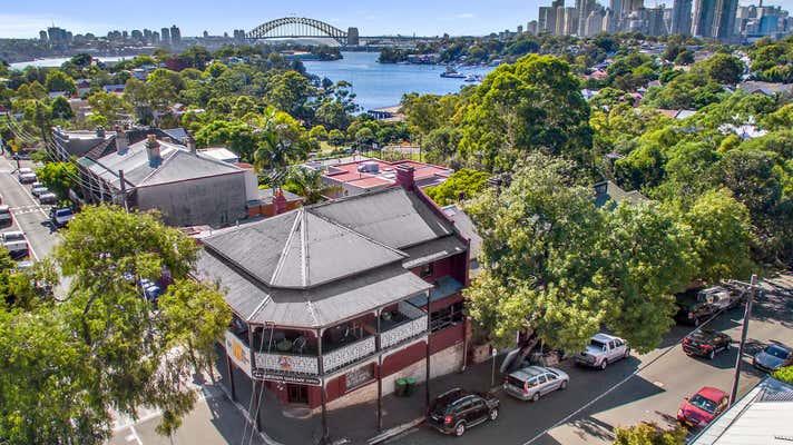 William Wallace Hotel, 31 Cameron Street Birchgrove NSW 2041 - Image 1