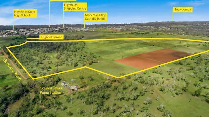 Lot 5 Browne Road Highfields QLD 4352 - Image 1