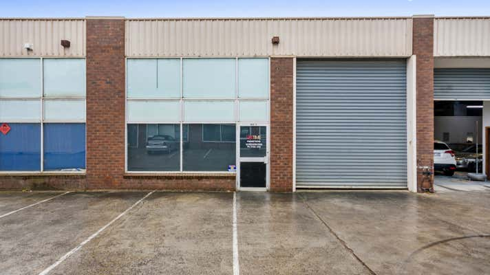 54 Macquarie Place Boronia Vic 3155 Sold Warehouse Factory