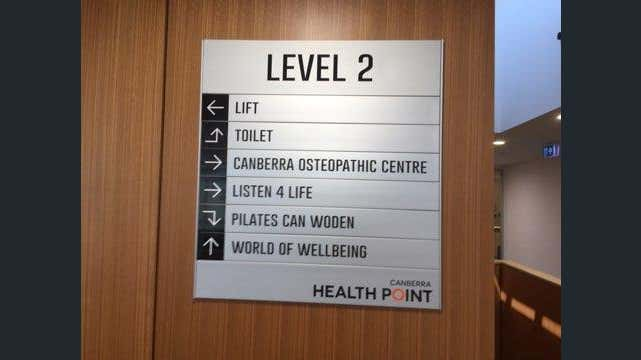 CANBERRA HEALTH POINT WODEN, 16 Wilbow Street Phillip ACT 2606 - Image 10