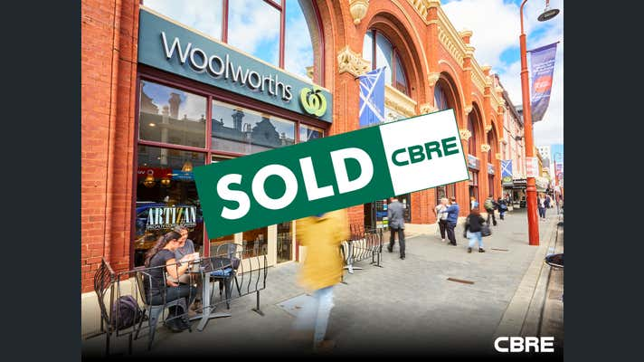 Sold Shop & Retail Property at Officeworks, 105-109 Campbell