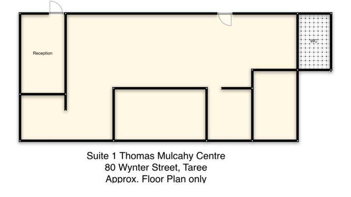 Thomas Mulcahy Centre, Suite 1/80 Wynter Street Taree NSW 2430 - Image 2