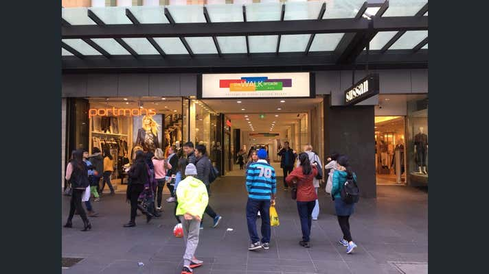 Shop 45, 309 Bourke Street Mall Melbourne VIC 3000 - Image 1