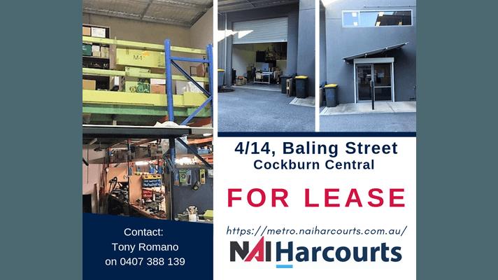 4/14 Baling Street Cockburn Central WA 6164 - Image 1