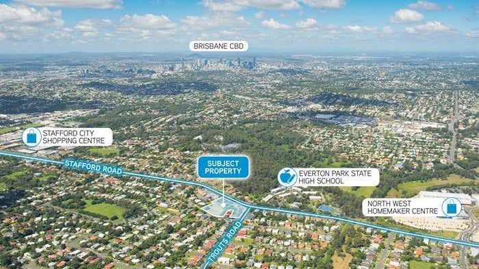 631 to 641 Stafford Road and 62,  74 & 78 Midson Street Stafford QLD 4053 - Image 1
