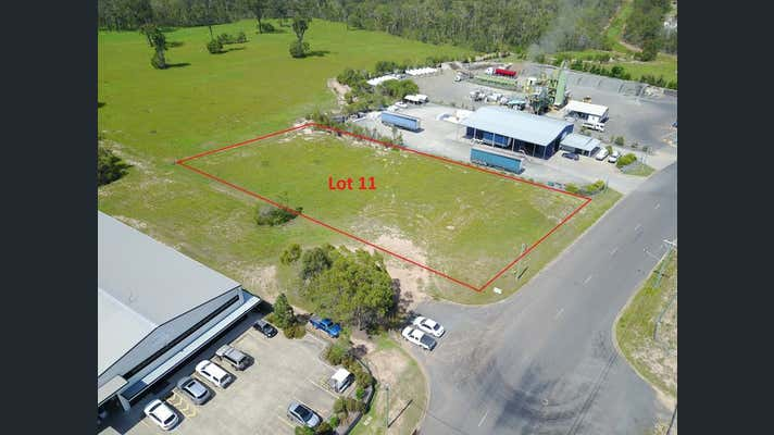 Lot 11 Industrial Avenue Maryborough QLD 4650 - Image 1
