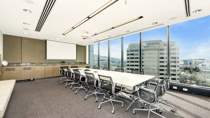 Leased Office At Level 8 121 Marcus Clarke Street City Act 2601