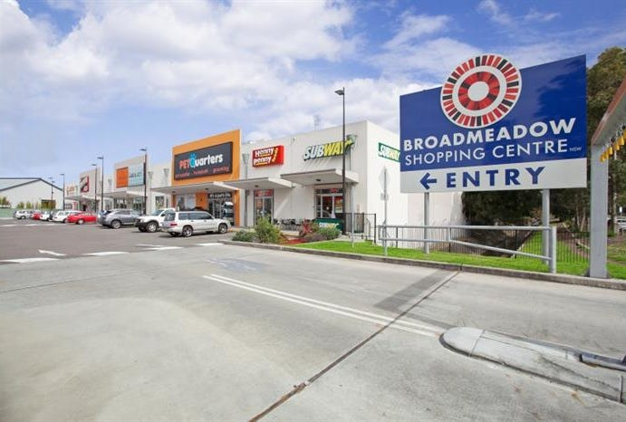 Broadmeadows shopping centre